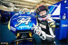 Der MotoGP-Test von Schwantz - Bild 8 von 8 - MotoGP Bilder Fotos bei Motorsport-Magazin.com