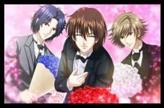 Discovered by Lady humphries. Find images and videos about yukimura seiichi, fuji shuusuke and shiraishi kuranosuke on We Heart It - the app to get lost in what you love. Prince Of Tennis Anime, Manga Games, Fuji, Decoupage, Cartoon, Image, Friends, Tags, Tennis