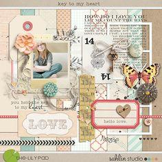 key to my heart (kit)