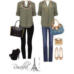 Una prenda, dos estilos! Formal e Informal
