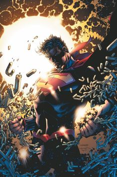 Superman Unchained #3