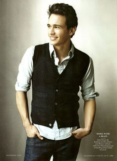 james franco... he is so beautiful it hurts...I often have dreams about him.