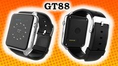 ODKAZ NA HODINKY: http://goo.gl/HGpkl7  Čau, v dnešním videu vám ukážu další hodinky, které můžete zároveň využívat jako telefon. Tato řada hodinek GT88 je lepší a v hodinkách nejdete několik funkcí, které v řadě GT08 nenajdete. Jednou z funkcí je například měření tlaku, bluetooth 4 a nové je také nabíjení pomocí magnetického kabelu. Hodinky jsme jako vždy objednávali z aliexpress.com.