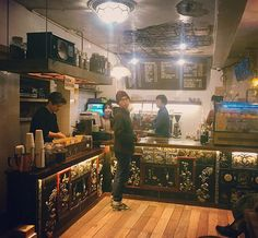 더치가 한약만큼 진한 #커피한약방 #종로 #커피 #서울 #카페 # 소영 박 on Instagram - abphy.com