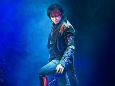 Lawrence Gowan, singer. I met him in March 1999, when he did a meet n' greet after a concert. This was when he was still solo, before he joined Styx.  He was awesome; he chatted with each fan a bit, and has a great sense of humour!