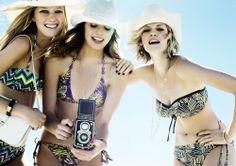Rollei Girls with Rolleiflex TLR medium format camera :) #imagescameras