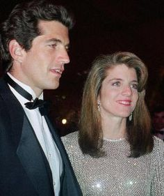 John Jr. and Caroline photographed in 1995. Their grandmother and Kennedy family matriarch Rose Kennedy died the same year at age 104.