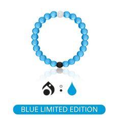 Beautiful BLUE Lokai Bracelet