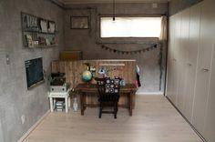 【DIY】賃貸の方にもオススメ♪タッカーを使って和室を簡単にクッションフロアでイメチェン!|LIMIA (リミア)