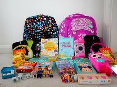 What to pack for children on the plane (ages 3-8) - The Spirited Puddle Jumper