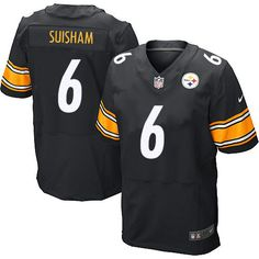 Men Pittsburgh Steelers Jersey #PittsburghSteelers #Jersey #SteelersFans #Jerseys #SteelersStar #ElityJersey #6ShaunSuisham #jerseys #ShaunSuishamFans #jersey