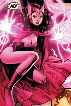 Marvel Scarlet Witch | Scarlet Witch vs World War Hulk - Battles - Comic Vine