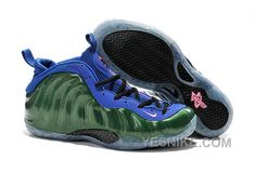 http://www.yesnike.com/big-discount-66-off-nike-air-foamposite-one-green-blue-mens-basketball-shoes.html BIG DISCOUNT ! 66% OFF! NIKE AIR FOAMPOSITE ONE GREEN BLUE MENS BASKETBALL SHOES Only $105.00 , Free Shipping!