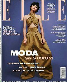 Tawan Jiratchaya for Elle Croatia Woman Crush, Annie, Editorial, Photoshoot, Formal Dresses, Instagram, Croatia, Magazines, Commercial