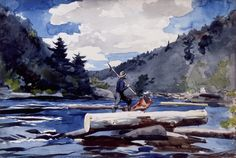 Winslow Homer watercolor - Google Search
