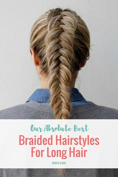 Spice up your everyday hair routine using one of these amazing braided hairstyles by Ulrika Edler, our go-to hair guru of Yet Another Beauty Site.