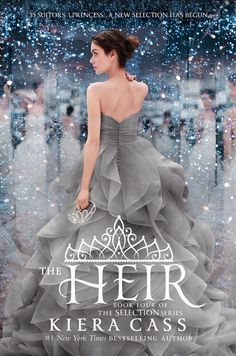 Kiera Cass - Books - TheHeir- Can't wait  the best cover ever maybe the best book ever true love  obsessed!!!!