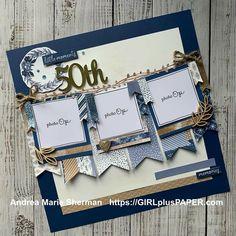 Scrapbook Paper Crafts, Scrapbook Cards, Paper Crafting, Scrapbook Layout Sketches, Scrapbooking Layouts, Wedding Scrapbook Pages, Heritage Scrapbooking, Vacation Scrapbook, Picture Layouts