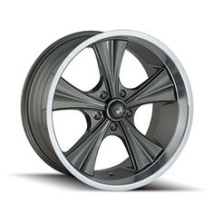 Introducing Ridler 651 Wheel with Machined Finish 18x85x12065 0mm Offset. Get Your Car Parts Here and follow us for more updates!