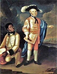 1760 John Hesselius (Colonial American artist, Charles Calvert, Eldest Son Of Benedict Swingate Calvert Black Roots, African Diaspora, Italian Artist, Historical Pictures, Aboriginal Art, Black People, Musical, American Artists, Black History