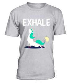 "# Funny Unicorn Yoga Exhale T-Shirt .  Special Offer, not available in shops      Comes in a variety of styles and colours      Buy yours now before it is too late!      Secured payment via Visa / Mastercard / Amex / PayPal      How to place an order            Choose the model from the drop-down menu      Click on ""Buy it now""      Choose the size and the quantity      Add your delivery address and bank details      And that's it!      Tags: This hilarious tee shows a unicorn in a cobra…"