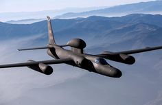 U-2 Dragon Lady by Lockheed Martin