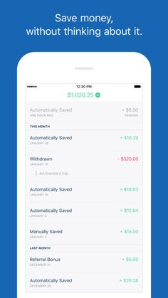 Digit - Save Money Automatically without a Budget by Hello Digit, Inc
