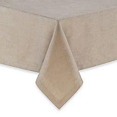 image of Garnier-Thiebaut Mille Datcha Linen Tablecloth