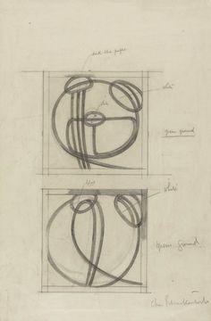 Art Nouveau, The Glasgow Rose, Margaret McDonald,