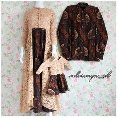 27 ideas for dress brokat modern kombinasi Kebaya Hijab, Batik Kebaya, Kebaya Dress, Kebaya Muslim, Muslim Dress, Batik Dress, Batik Fashion, Abaya Fashion, Dress Brokat Modern