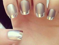 Fashionable Nail Art Design Ideas