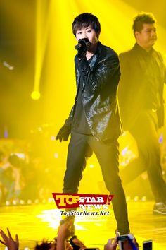 Super Junior, Performance worthy of a representative Hallyu star……The first 'GS & CONCERT' [KPOP PHOTO] - Unique High Quality Photo News - TopstarNews.Net