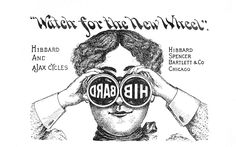*The Graphics Fairy LLC*: Fabulously Quirky Lady with Binoculars - Vintage…