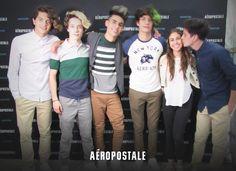 Meet & Greet con CD9 en el #AeroFestMX 2016   #Aeropostale #Aeropostalemx #AeroFallMx #CD9 #Aero