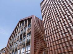 Archello Amsterdam School, Ramen, Skyscraper, Images, Multi Story Building, Detail, Skyscrapers