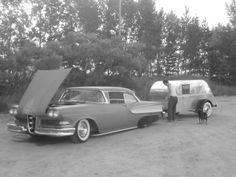 Old Style Camping, from 1949.