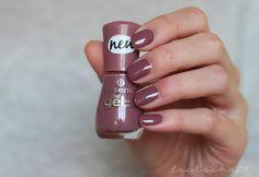 essence the gel nail polish 67 love me like you do