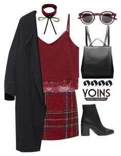 """""""YOINS.4"""" by the-dreamcatcher ❤ liked on Polyvore featuring BLACK CRANE, ASOS, Mykita, yoins, yoinscollection and loveyoins"""