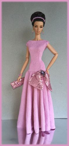 """OOAK Fashions for 16"""" Fashion Royalty / 16""""Tulabelle / 16""""Poppy parker 