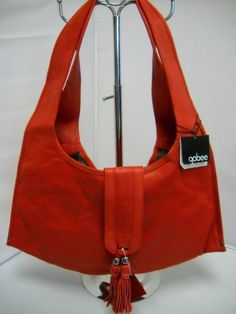 1 Gabee - Gabee Handbag with 4 compartments. Available in Red, Taupe and Black. Hard Wear, How To Wear, How To Make Handbags, Pu Leather, Taupe, Shoulder Bag, Clothes For Women, Stylish, Lady