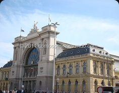 Estacao_de_trem_Budapeste - Hungria  www.comospesnomundo.com