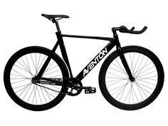 Aventon Mataro Low + Lite Carbon Fork Track Bike