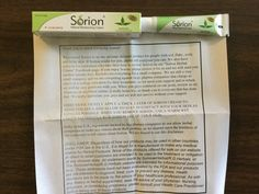 Free Sorion Natural