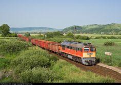 RailPictures.Net Photo: 328 Hungarian State Railways (MÁV) M62 at Ózd, Hungary by Róbert Gray