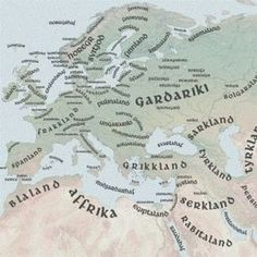 Old Norse Map of the Viking World, the geographical range of Viking exploration between the and centuries AD. From their Northern European homelands in today's Norway, Denmark and Sweden they used the Norwegian and Baltic Seas to engage with the world. European History, World History, Ancient History, Family History, American History, Viking Life, Viking Art, Viking Culture, Cultura General