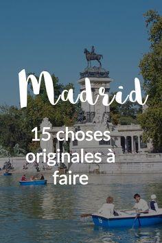 que faire a madrid : http://blog.guesttoguest.fr/15-activites-faire-madrid-3/