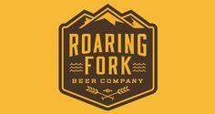 Roaring Fork Beer Co | Logo Design | The Design Inspiration
