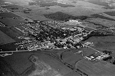 Aerial view, Rosemount
