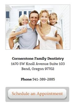 Cornerstone Family Dentistry is a private dental practice located in Bend, Oregon and founded by Yoli Di Giulio D.M.D. Her practice concentrates on general and cosmetic dentistry, and she created this bend dental office with passion and the vision of creating a dental practice that treats every patient individually and with comprehensive first-rate care.