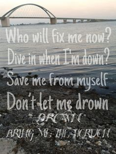 Drown-Bring Me the Horizon